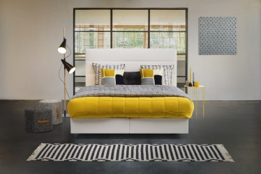 Ubica Excellence Canvas Boxspring
